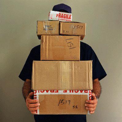 devolução de entregas