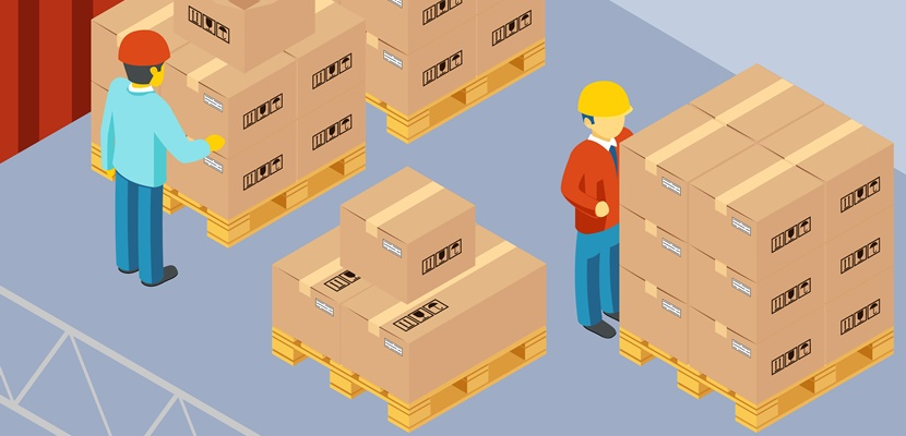 processo de logística