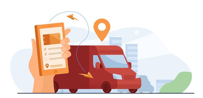 transportadoras na gestão de entregas