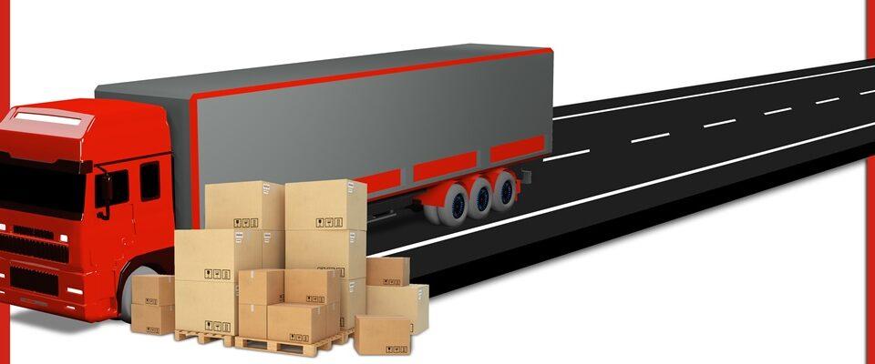 caminhão-transporte